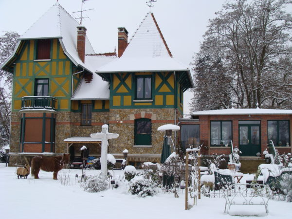 HIVER A COULOISY